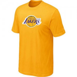 T-Shirts NBA Big & Tall Amarillo - Los Angeles Lakers - Hombre