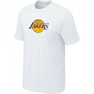 T-Shirts NBA Big & Tall Blanco - Los Angeles Lakers - Hombre