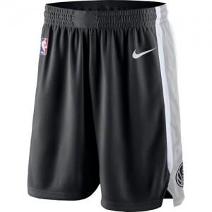 Pantalones Hombre Icon Swingman San Antonio Spurs Negro