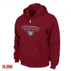 Atlanta Hawks Rojo Sudadera de la NBA - Hombre