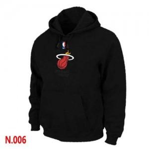 Miami Heat Negro Sudadera de la NBA - Hombre