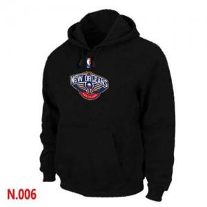 New Orleans Pelicans Negro Sudadera de la NBA - Hombre