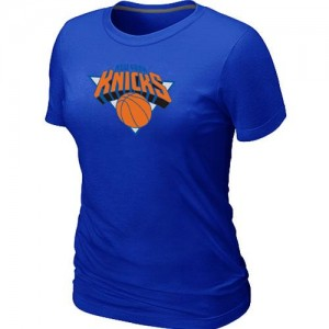 T-Shirts NBA Big & Tall Azul - New York Knicks - Mujer